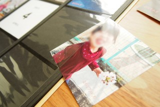 「ALBUS」のましかく写真プリントを飾るのにおすすめの代用アルバム