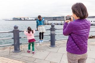 出張撮影サービス「OurPhoto(アワーフォト)」で撮ってもらった写真