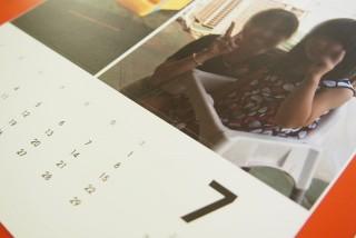 「TOLOT」の「毎月カレンダー」
