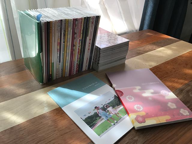 40冊以上のTOLOTフォトブック