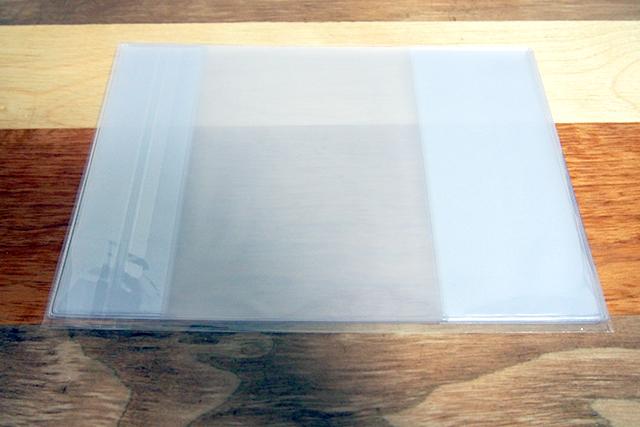 TOLOTフォトブックA6サイズ用のPVCカバー
