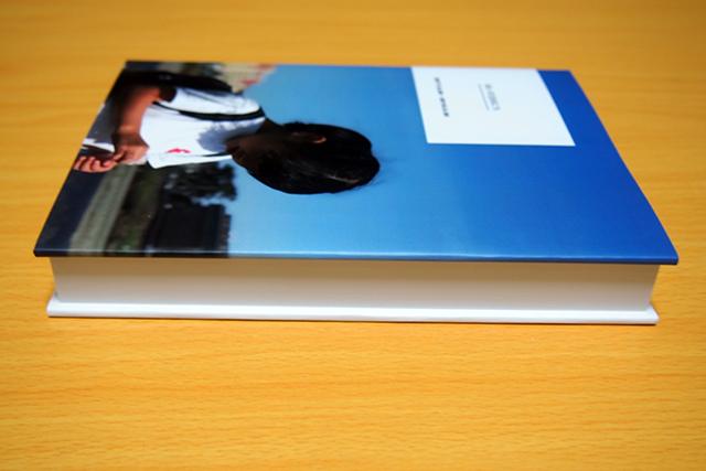 フォトアプリ「Baby365」つくったフォトブック