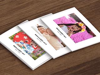 マグズインクの高品質フォトブック「ミニアルバム」