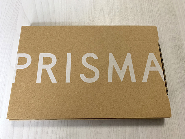 PRISMA(プリスマ)の商品パッケージ