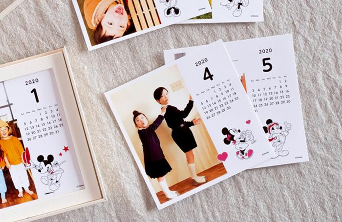 OKURU_ボックスカレンダー(ディズニー)